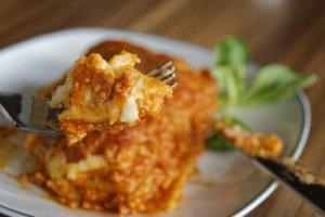 menù lasagne