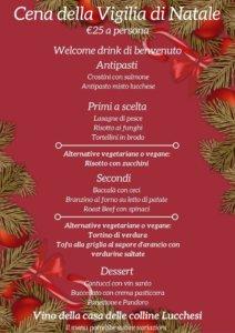 cena 24 dicembre